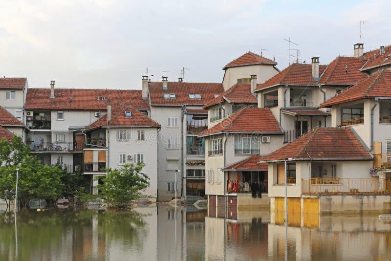 Потоки Obrenovac стоковая фотография rf