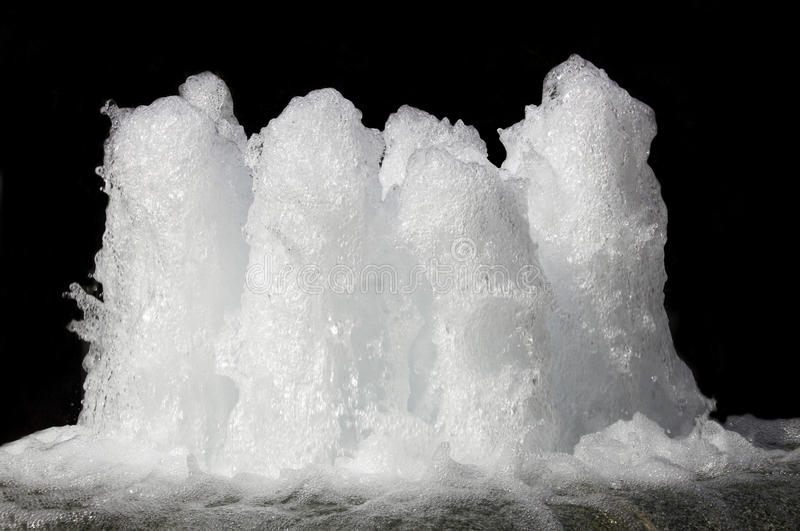 Поток воды стоковое фото