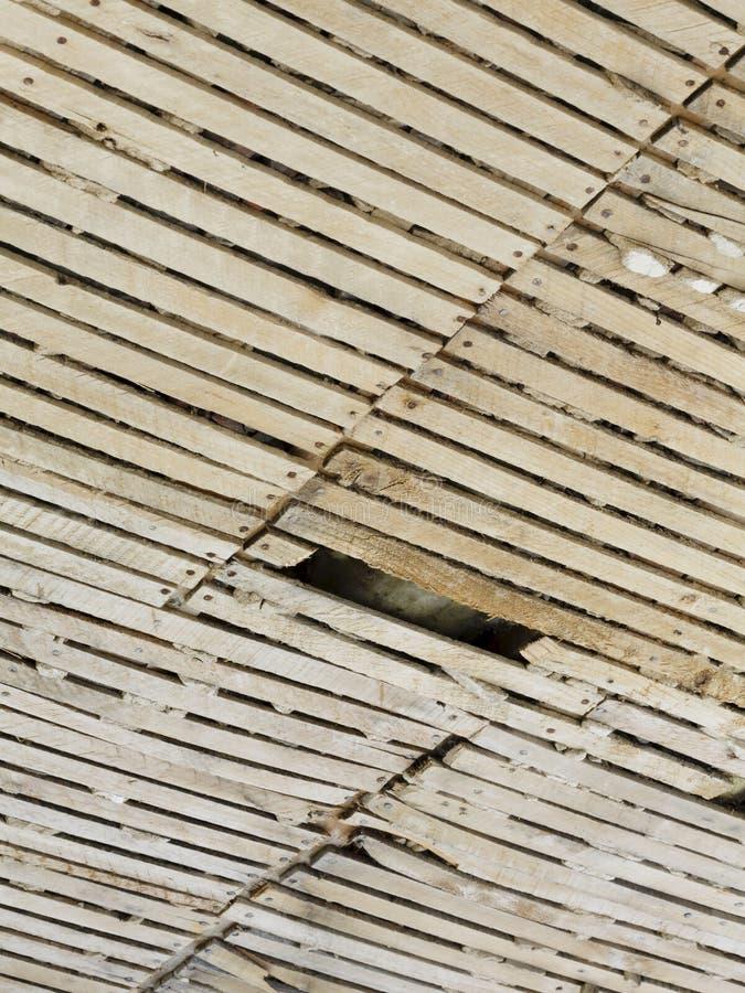 Потолок гипсолита и решетины стоковая фотография