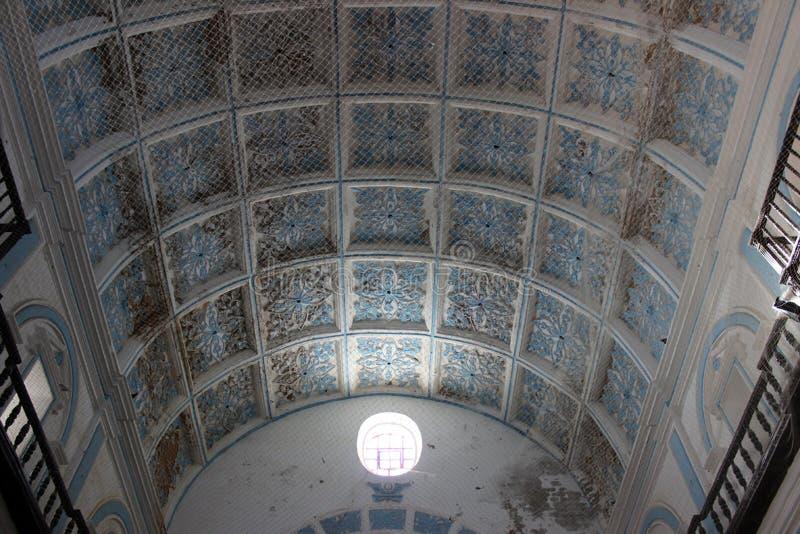 Потолок церков стоковые фото