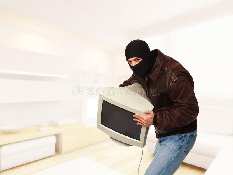 похититель дома стоковые изображения