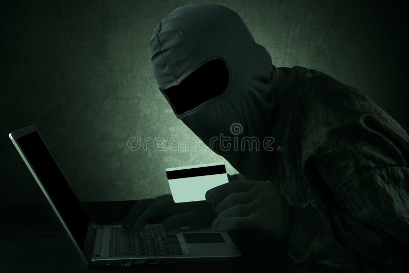 Похищение интернета стоковые фото
