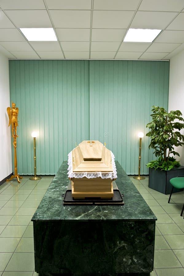 похоронный дом стоковое фото rf