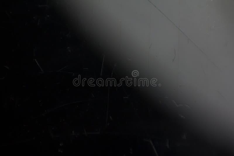 Поцарапанная стеклянная поверхность предпосылки стоковое фото