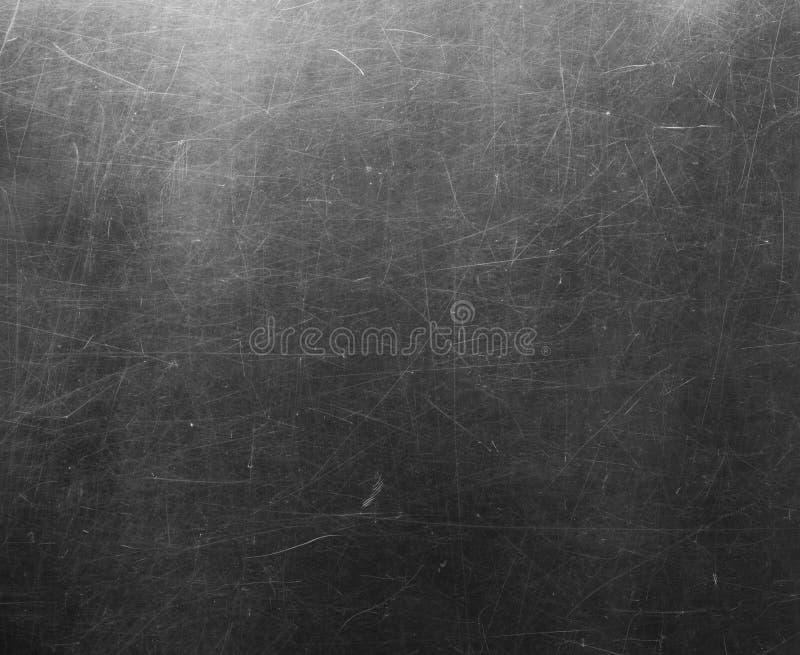 Поцарапанная стеклянная поверхность. стоковые изображения rf
