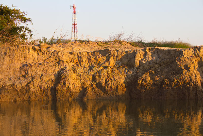 почва разделов стоковые фотографии rf