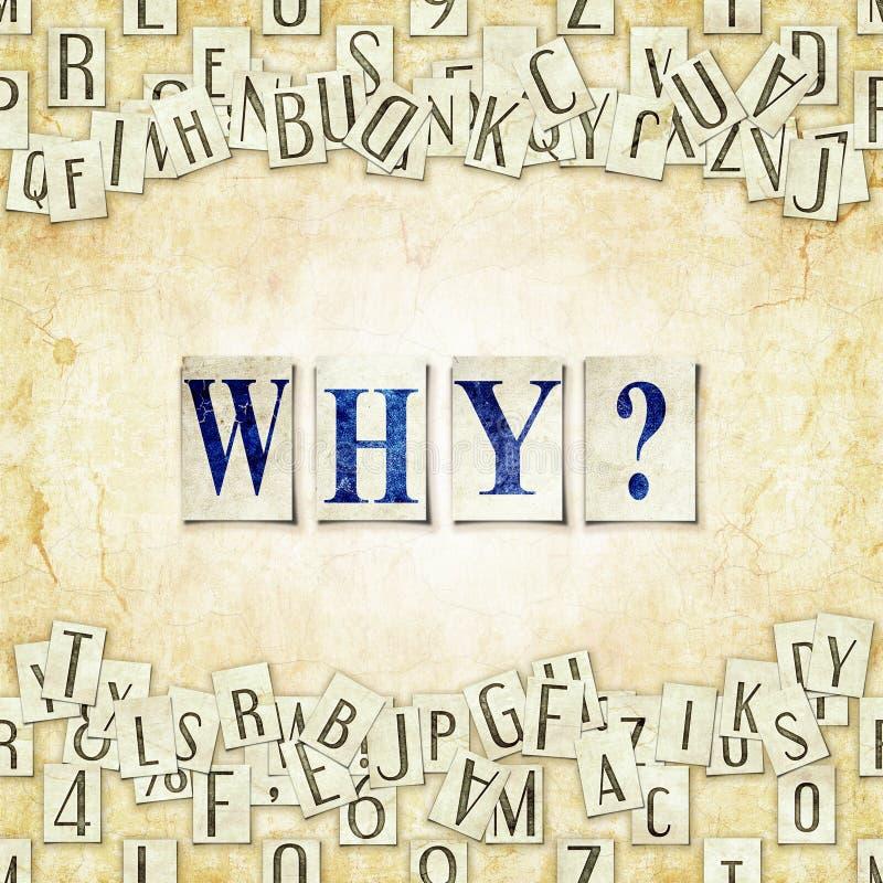 Download Почему? иллюстрация штока. иллюстрации насчитывающей разрешение - 40576076