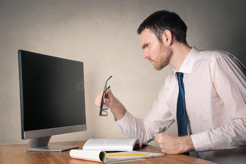 почерните экран стоковое фото rf