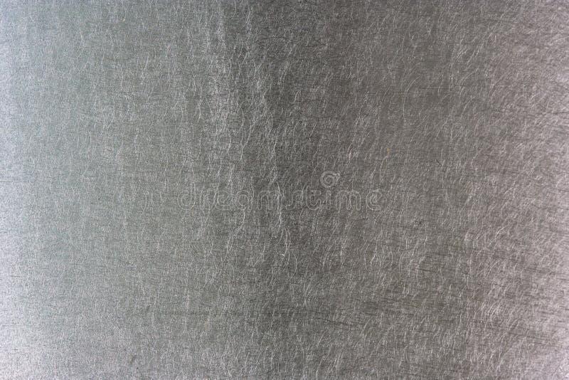 почищенная щеткой сталь стоковая фотография