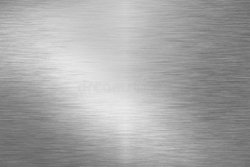 Почищенное щеткой металлопластинчатое бесплатная иллюстрация