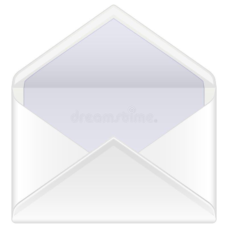 почта габарита открытая иллюстрация штока