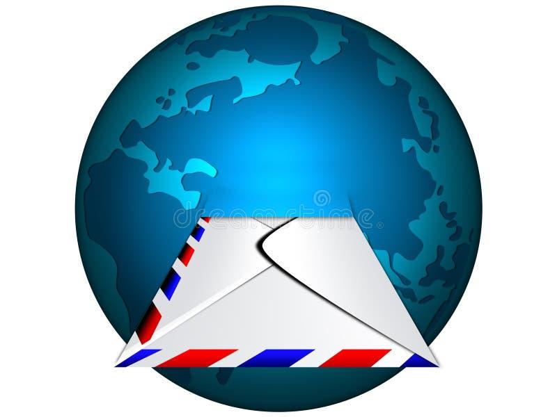 почта e бесплатная иллюстрация