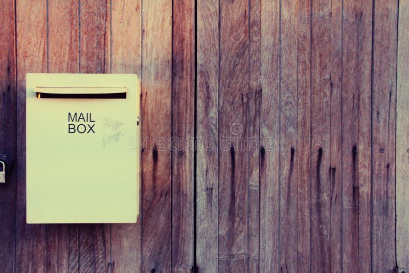 Почтовый ящик стоковое фото