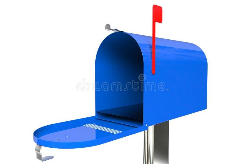 Почтовый ящик стоковое изображение rf