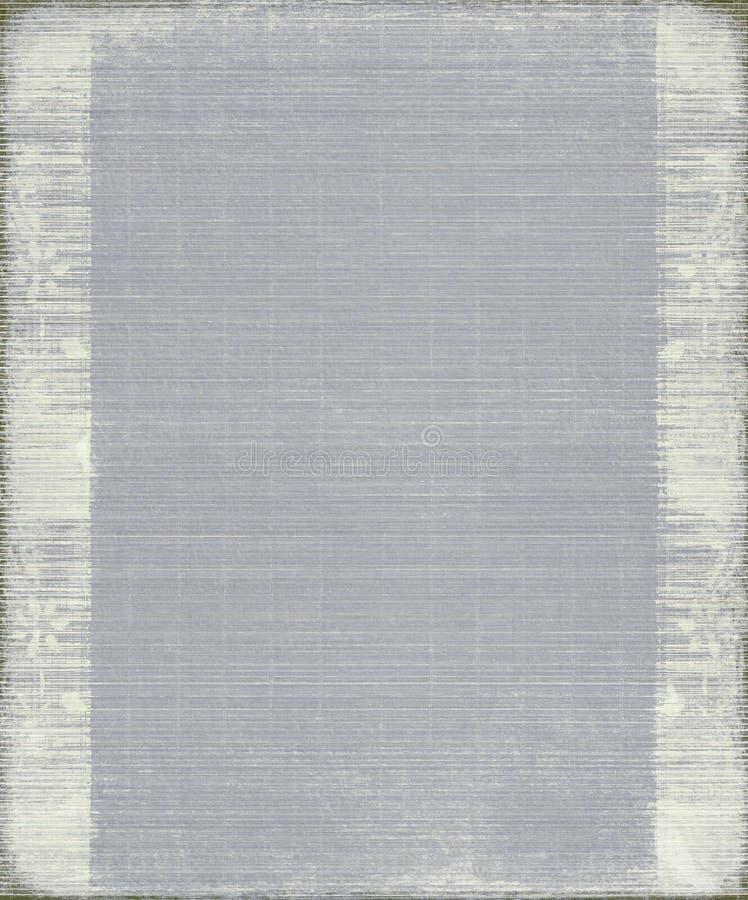 пошущенное над бледное рамки предпосылки bamboo голубое стоковая фотография