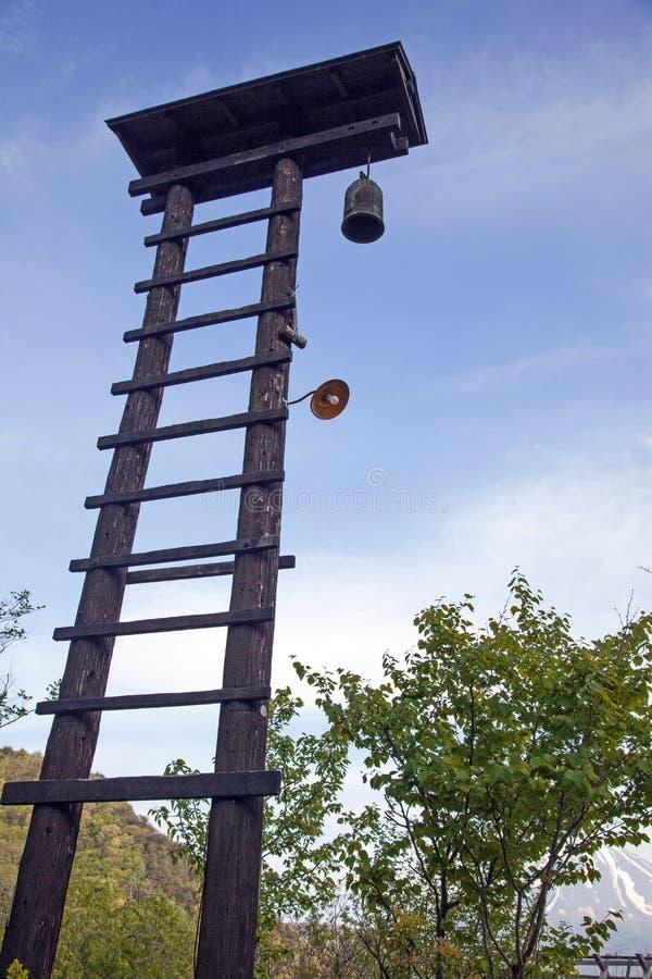 Пошлина колокол стоковая фотография rf