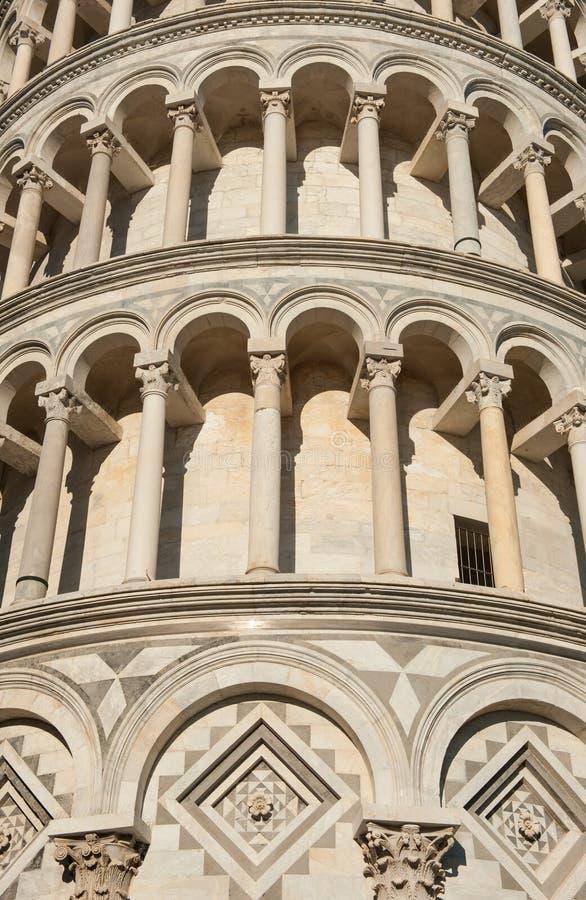 Download полагаясь башня pisa стоковое фото. изображение насчитывающей полагаться - 40575990