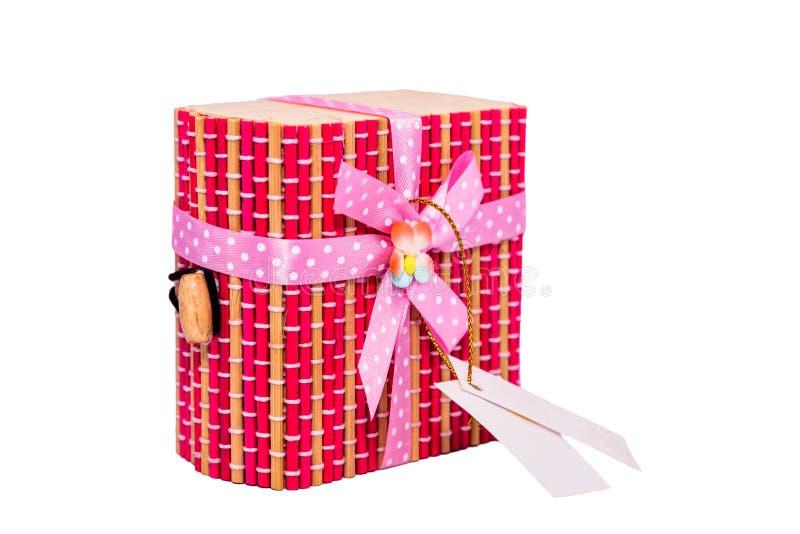 Подарок валентинки стоковая фотография