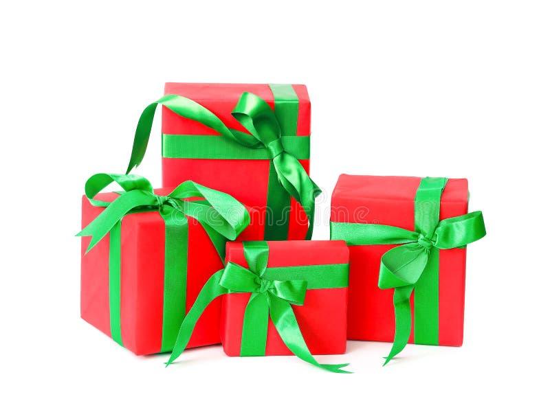 Подарок Кристмас стоковые изображения rf