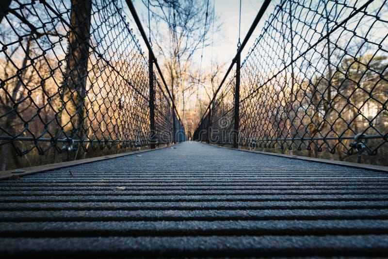 под водой подвеса в сентябре дня моста шлюпок славной стоковое изображение