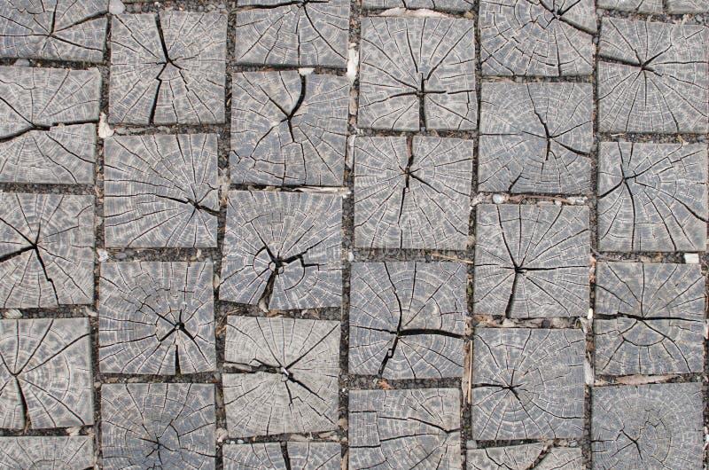 Пол деревянного блока стоковые изображения rf