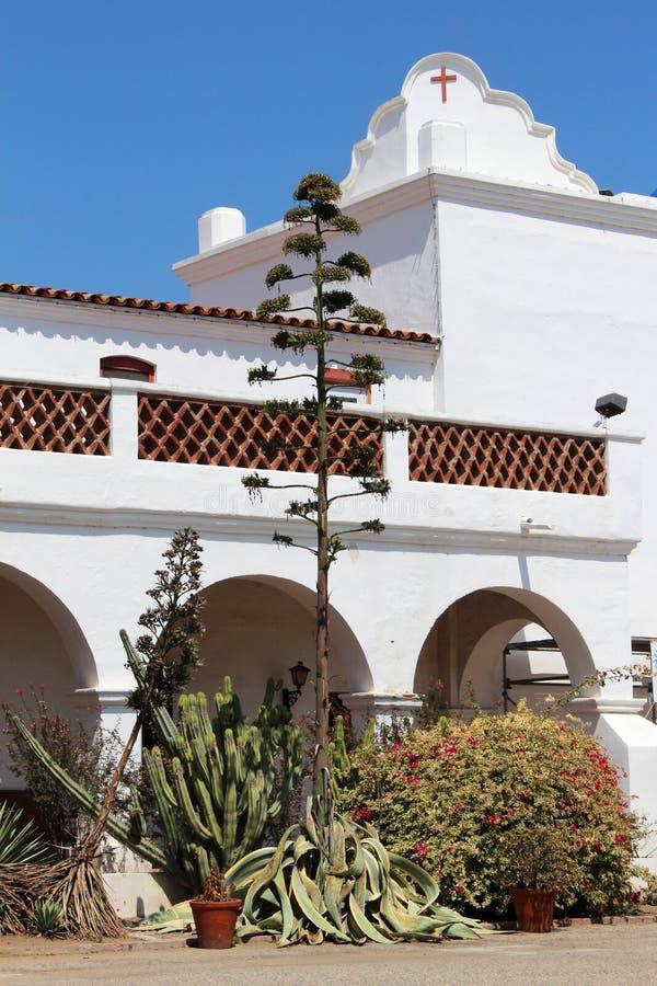 Полет San Luis Rey стоковое изображение