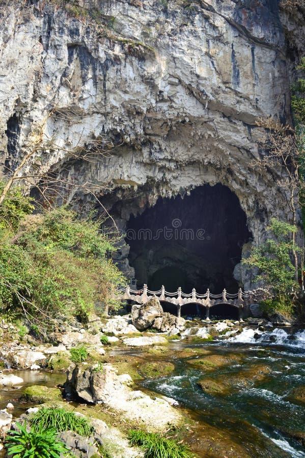 подземелье естественное стоковые фотографии rf
