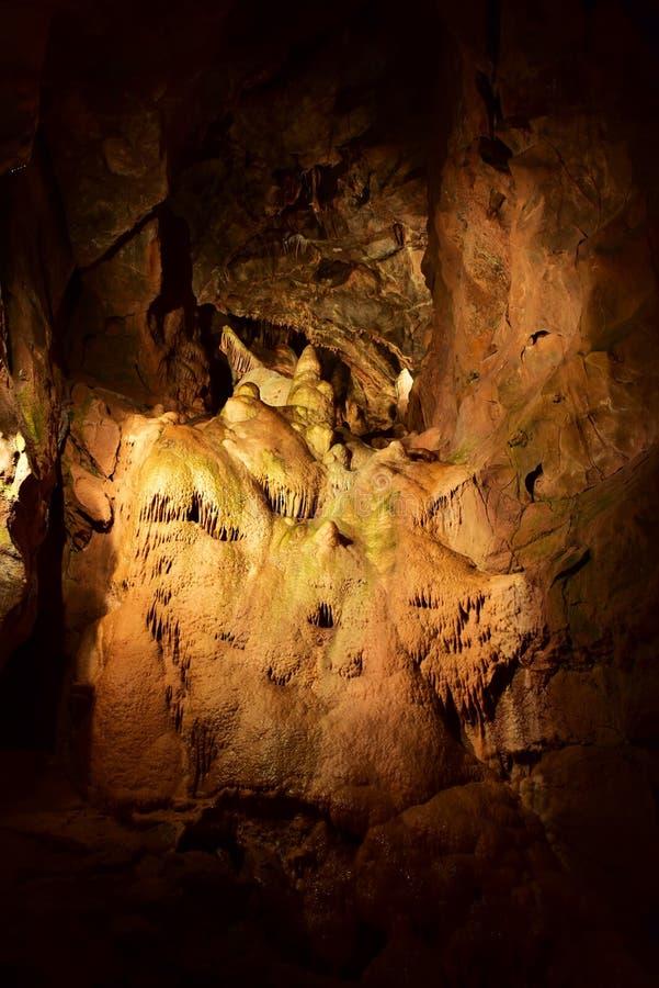 подземелья стоковая фотография rf