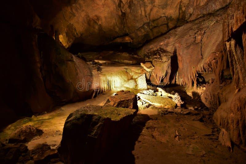 подземелья стоковые изображения rf