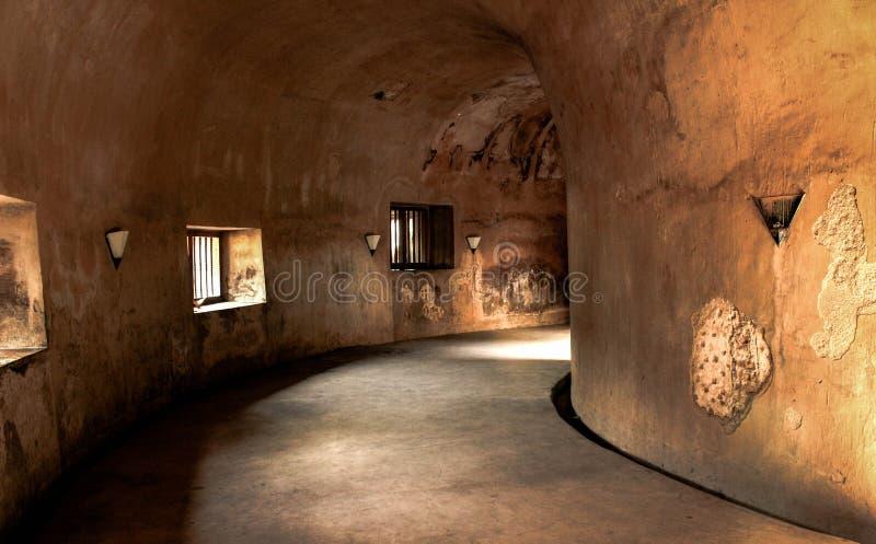 Подземная мечеть стоковая фотография