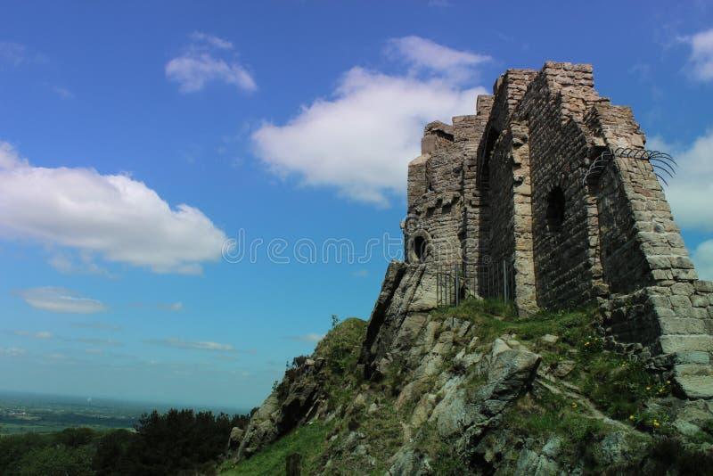 полисмен замока косит стоковое изображение