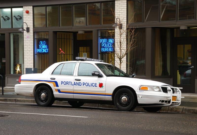 Полиции Портленда стоковые изображения