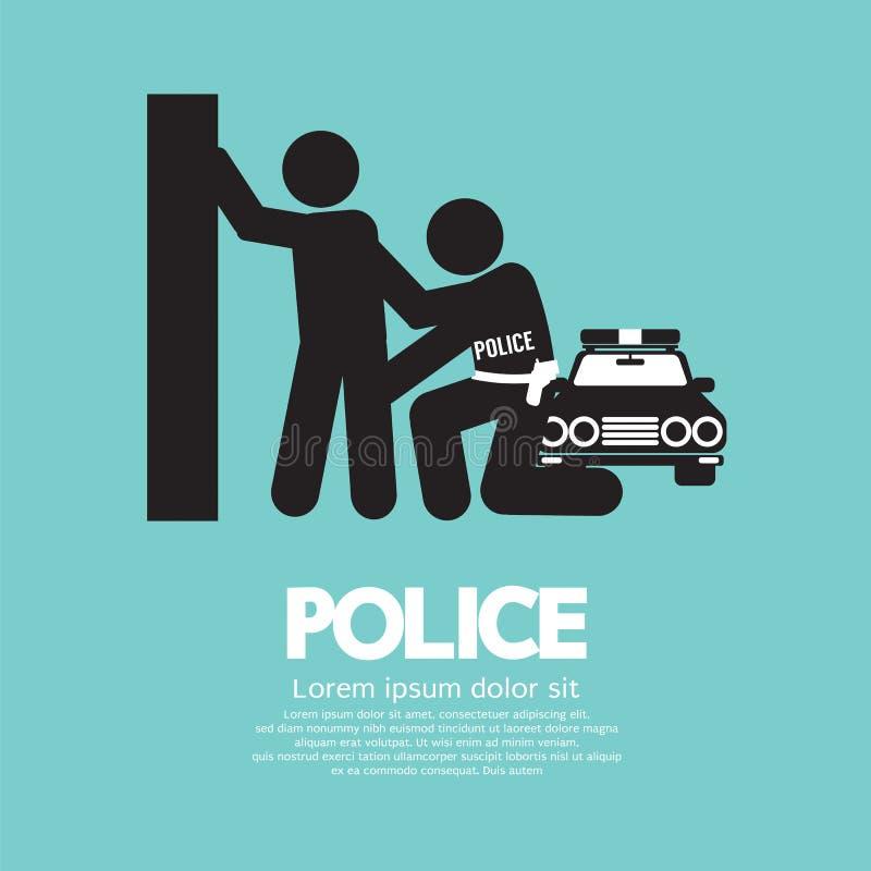 полиции иллюстрация штока