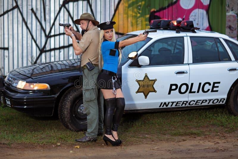 Полиция стоковое фото rf