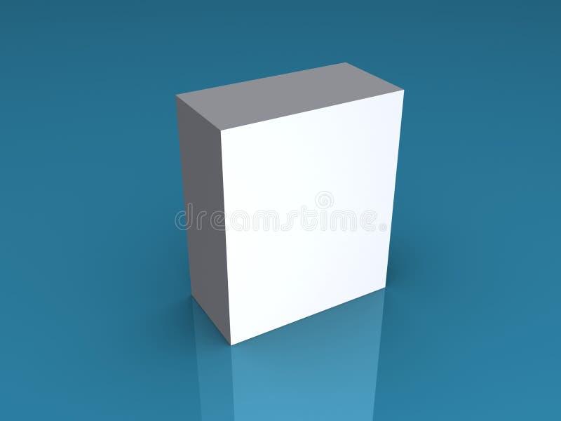 ПО коробки бесплатная иллюстрация