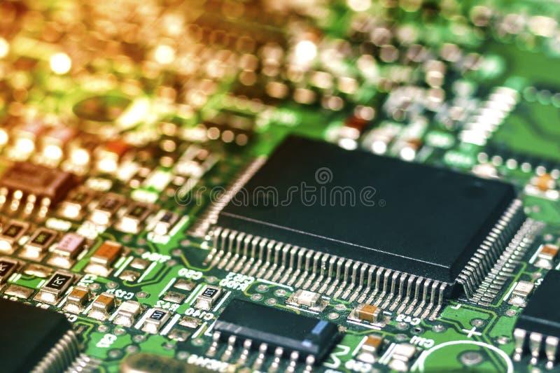 по мере того как доска предпосылки может обойти вокруг пользу Аппаратные технологии электрического счетнорешающего устройства Mot стоковые фото