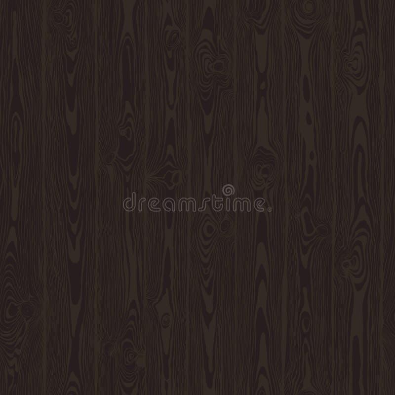 по мере того как предпосылка может безшовной деревянное используемое текстурой Деревянная предпосылка стелюги иллюстрация вектора