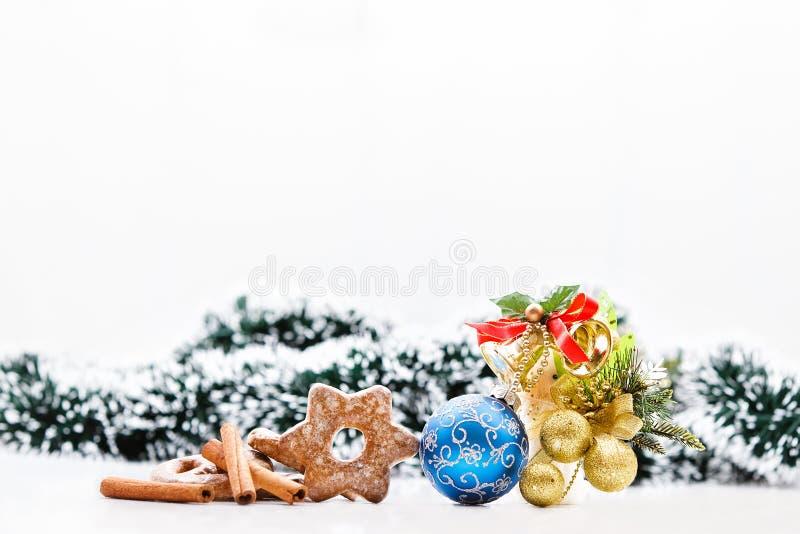 по мере того как предпосылка может используемая тема иллюстрации рождества стоковая фотография rf
