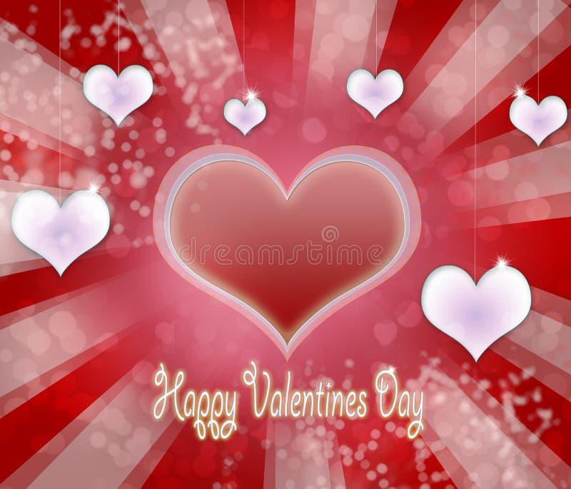 по мере того как предпосылка может valentines используемые открыткой стоковая фотография