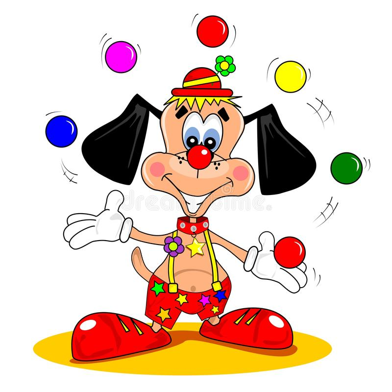 Надписями бомба, картинки анимация клоун с собачкой