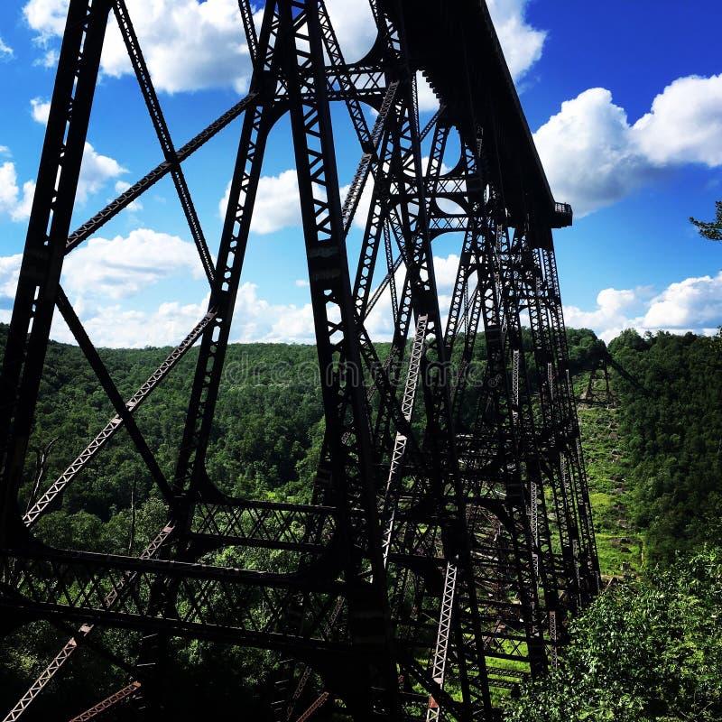 Под мостом 2 стоковое фото