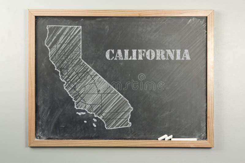 Положение Калифорнии стоковые фотографии rf