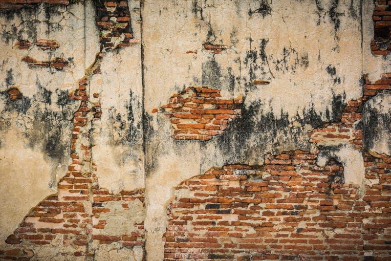 Положенная на полку конкретная винтажная предпосылка стены, старые стены стоковая фотография