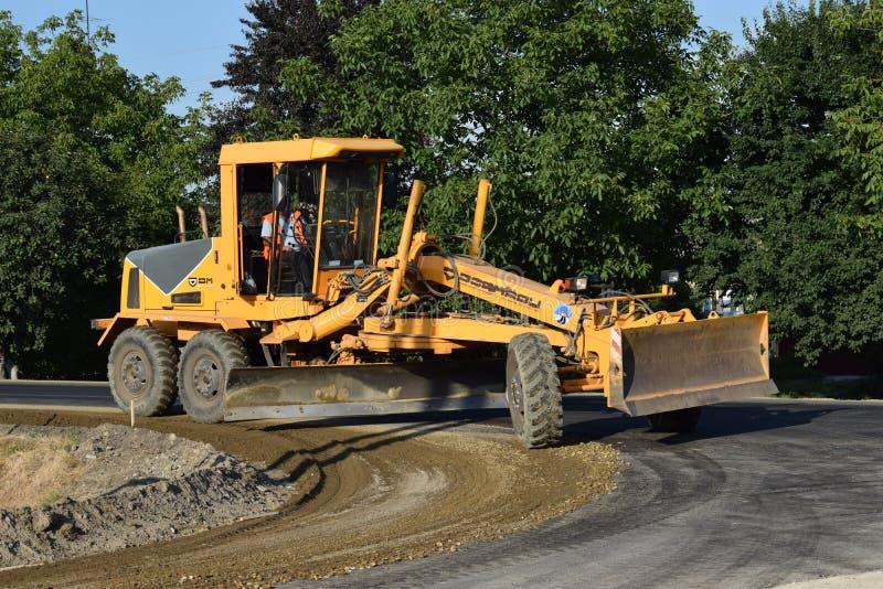 подождите следующих камней дороги ремонтов их польза стоковые фото