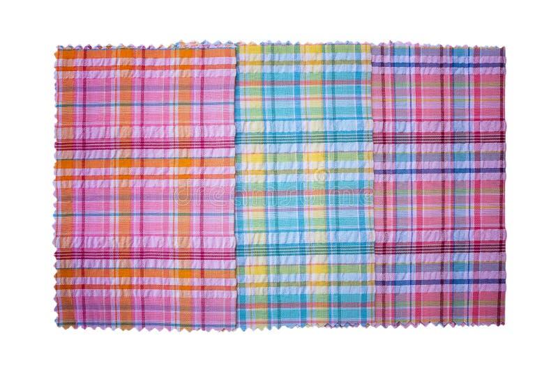 Полоса ткани стоковое фото