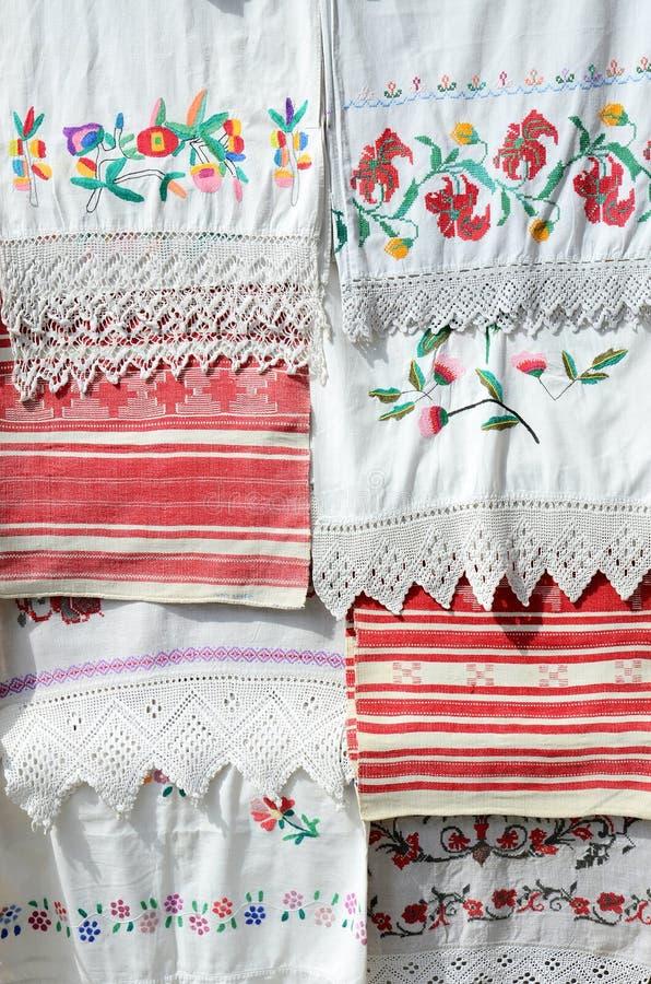 Полотенца Kormyanschina, Беларуси стоковые изображения rf
