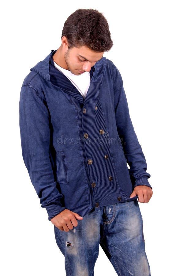 Подросток стоковое изображение rf
