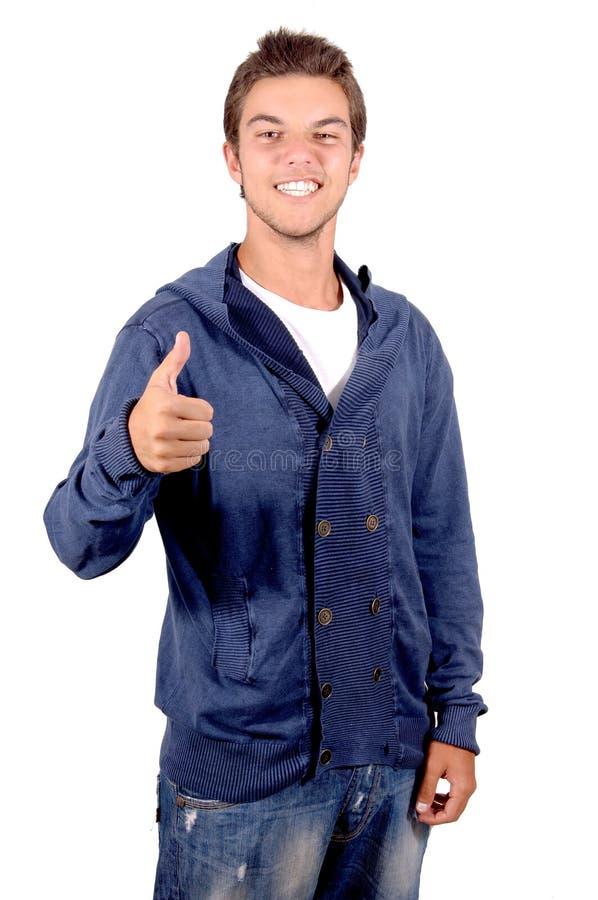 Download Подросток стоковое фото. изображение насчитывающей вскользь - 33738526