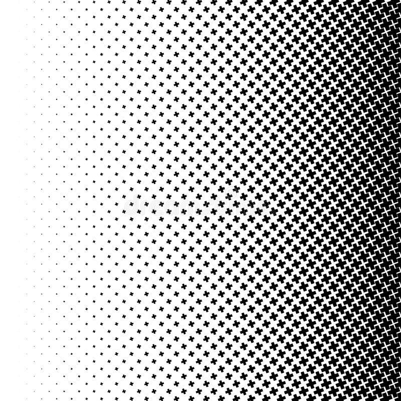 Download Полутоновое изображение любит элемент крестов Однокрасочное абстрактное изображение Иллюстрация вектора - иллюстрации насчитывающей свободно, crisscross: 81811953