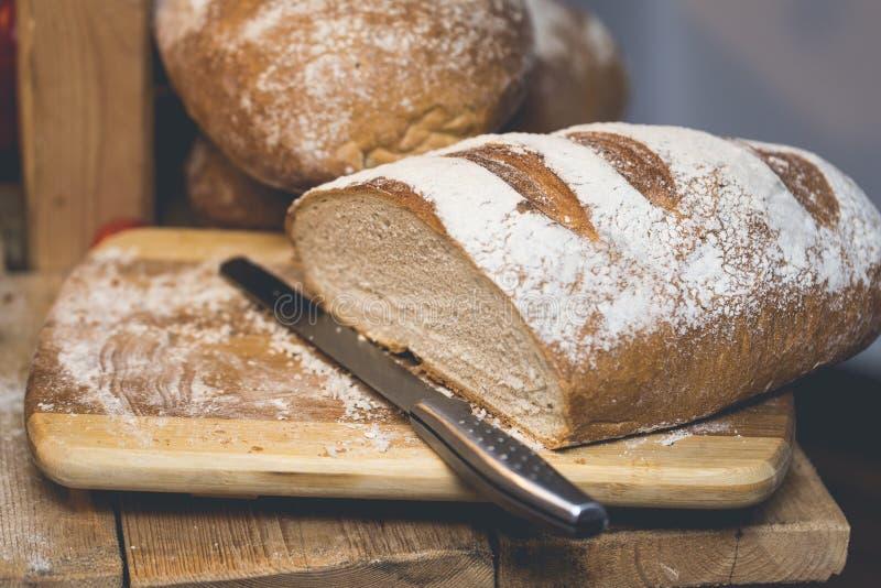 Польский традиционный хлеб sourdough стоковое изображение rf